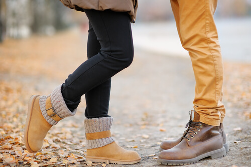comfy stylish winter boots