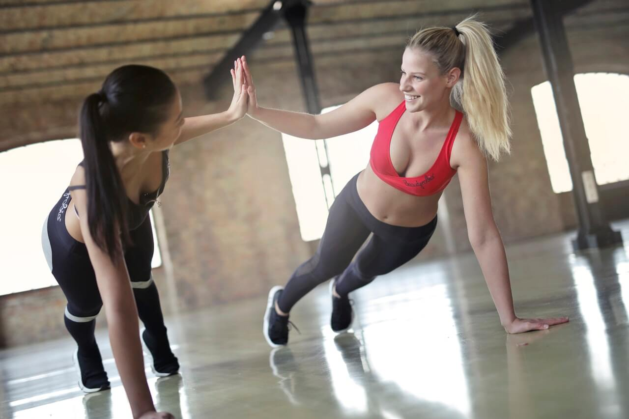 Stick To Fitness Resolutions Plan